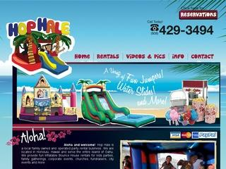Hop Hale- Hawaii Bounce House Rentals
