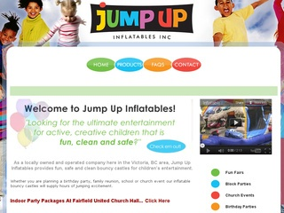 Jump Up Inflatables Inc.