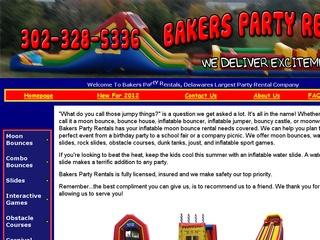 Baker's Party Rentals