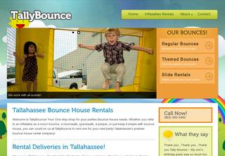 Tallahassee Bounce House Rentals