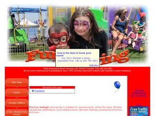 The Fun-Swing Carnival Ride